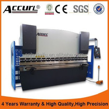 China Manufacturer MB7-200T3200 Hydraulic CNC Plate Press Brake Machine for Metal Folding