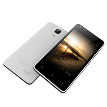 1.3 GHz Quad Core 4'' WVGA Screen Spreadtrum 7731G Chipset Smart Mobile Phone with Dual SIM Card