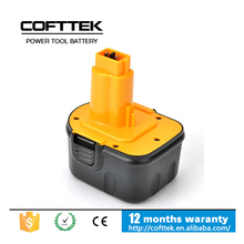 For DeWalt DW9072 NiMh Power Tool Battery from Rechargeable Batteries