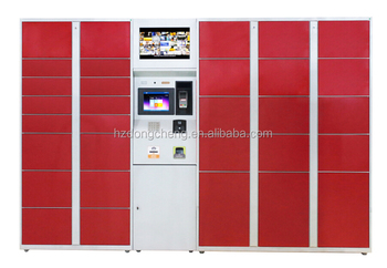 Parcel Locker For Delivery Goods Around The Clock