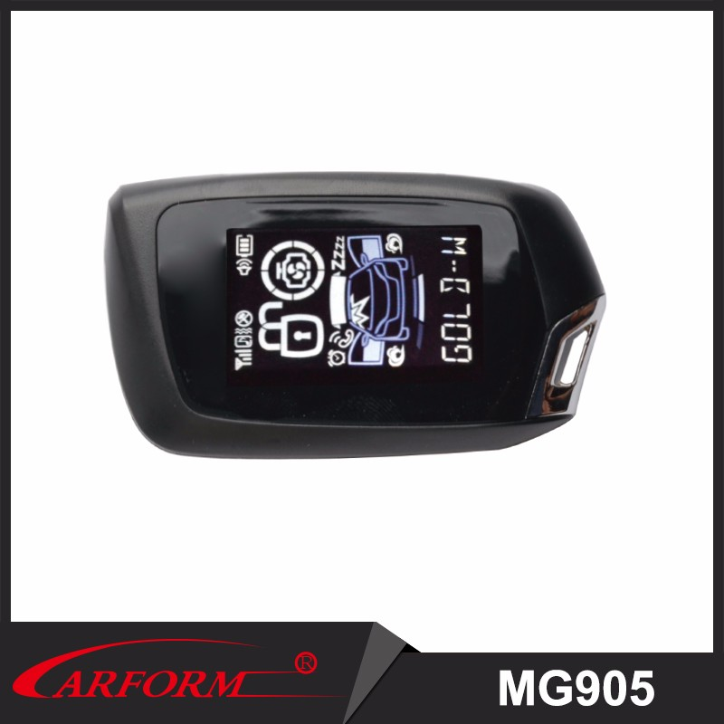 Two Way Magicar gps gsm car alarm and tracking system /M905 FM car alarm