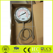 remote reading capillary thermometer vinration thermometer