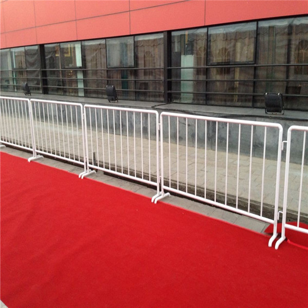 Portable and Removable Safety Road Barriers Pedestrian Barriers