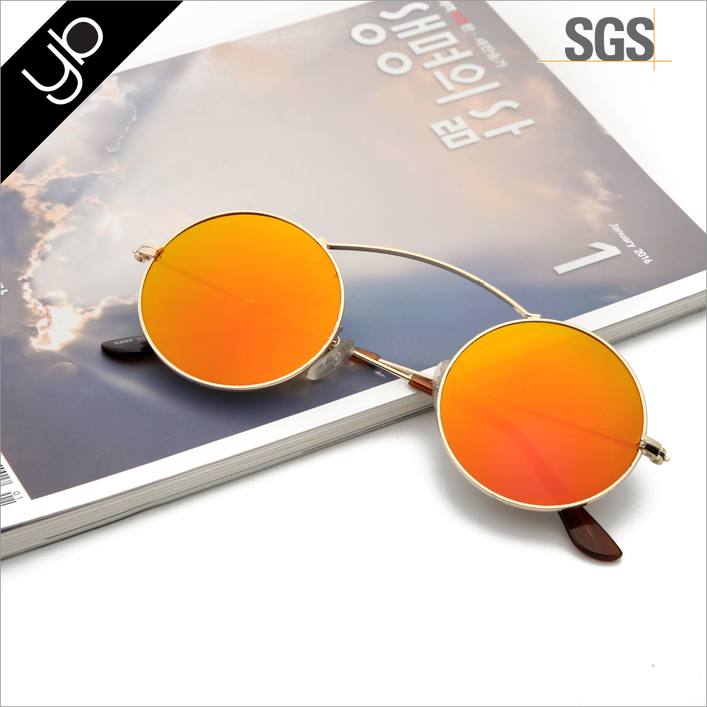 2017 Hot sale frame sunset fashion women sunglass
