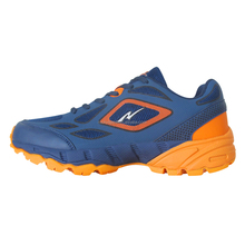 new designer shoes pu & mesh upper phylon sole men running shoes