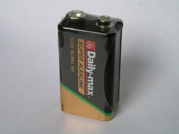 6LR61 9V super capacity Alkaline Battery