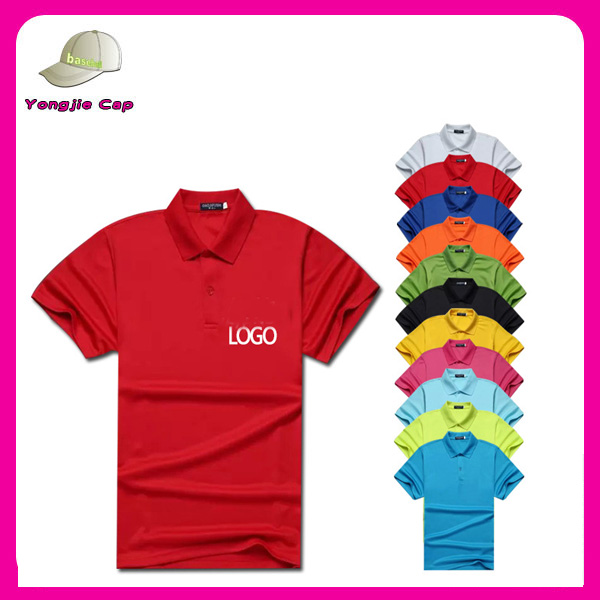 Custom quick dry polo shirts wholesale promotional polo for Custom printed polo shirts cheap