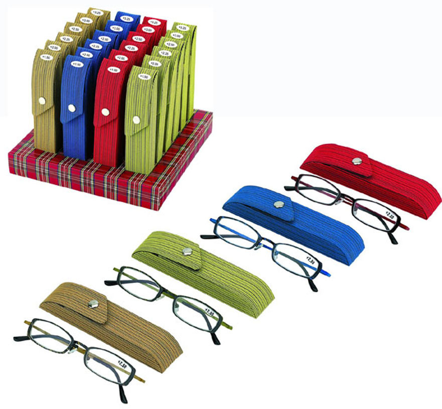 Fashion Slimline Reading Glasses