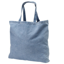 Wholesale Custom Ladies Fashion Soft Denim Tote Bag