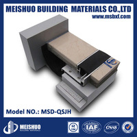 flanged rubber expansion joint/neoprene expansion joint cover systems (MSD-QSJH)