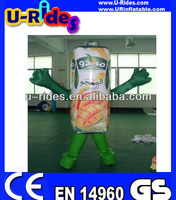 Advertising Inflatable Moving Cartoon