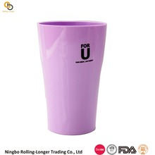 Promotion300ML plastic cup pp material tea cup home use juice cup