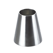 ANSI /ASME B16.9 SCH 40 stainless steel butt welding ecc/con threaded concentric reducer