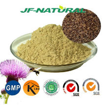 Natural Milk Thistle Extract powder,silybum marianum extract