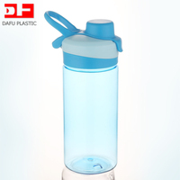 500ML bpa free clear tritan water bottle hot water bottle 2017 hot selling plastic product