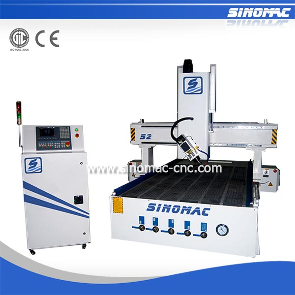 Sinomac S2-1325 carpentry cnc machines CNC milling machine