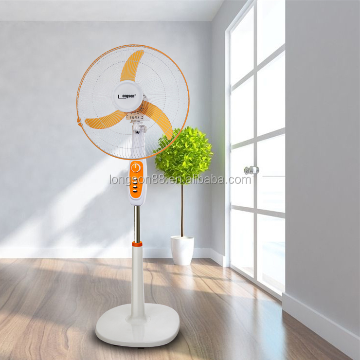 "18"" axial fan centrifugal blower oscillating stand fan with 12v dc home appliances"