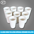 Melting Aluminum Ceramic Crucible Furnace Aluminum Ceramic Crucible
