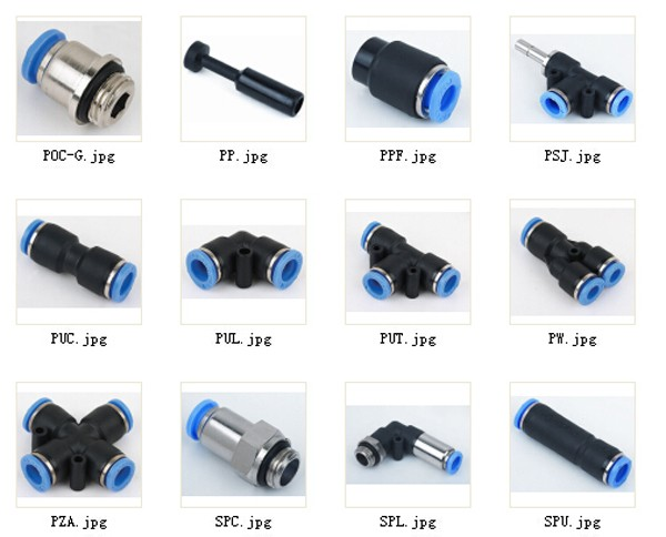 China gold supplier trade assurance SLGPC-8SC valves for air suspension system
