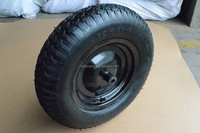Deli Wheelbarrow 4.00-6 Wheel Barrow Tire (2 Ply)