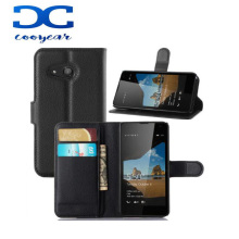For Nokia Lumia 929 Case Flip Stand Wallet Phone Shell Back Cover With Card Holder
