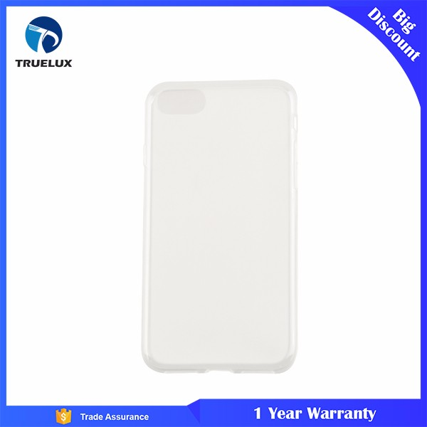 Cheap simple transparent color mobile phone,for iphone 7 case tpu,for iphone 7 phone case