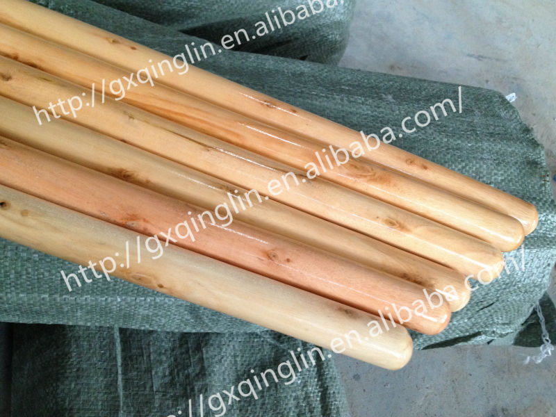 Top quality garden tools wooden hoe handle make in china for Good quality garden tools