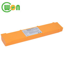 14.4V 3000mAh battery Pack Defibrillator Battery for Metrax Primedic DM1 M240
