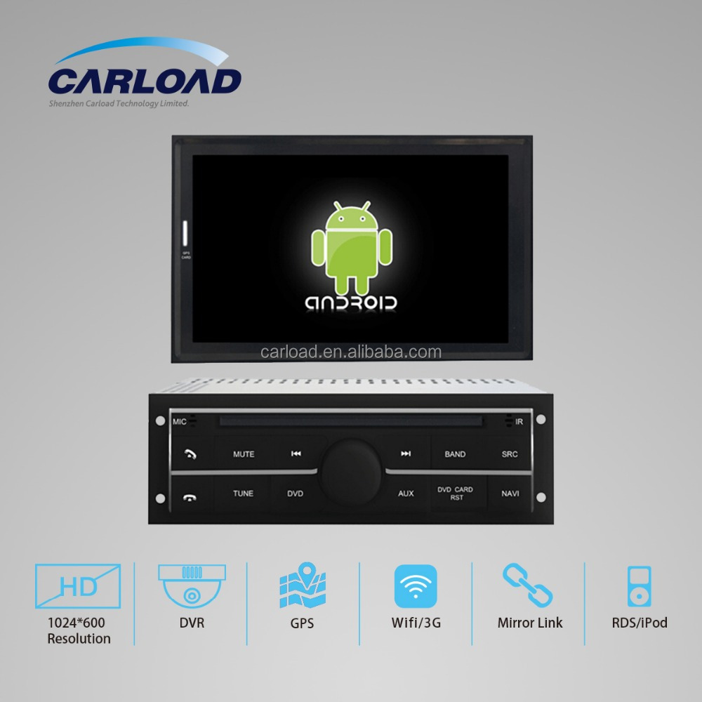 Car DVD Player with Auto DVD GPS & Bluetooth & Navigator & Radio for Mitsubishi L200
