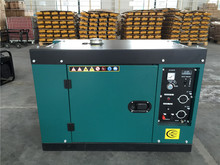 8KW low price soundproof diesel generator