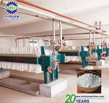 high yield fresh cassava starch processing plant with lowest price