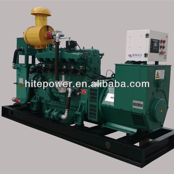 1800 Hours Warranty CHP 50KVA propane generator for Day Working