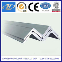 free sample tisco 304l stainless steel angle bar