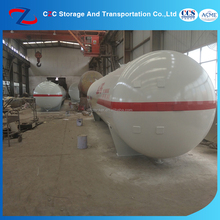 hot sale lpg storage gas tank pressure vessel for LPG filling plant