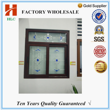 China cheap price sale aluminum sliding windows sections