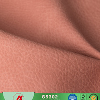 Factory Abrasion Resistant PVC Artificial Leather