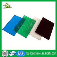 building material blue lexan bayer sun roof for house with great price