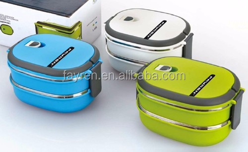 Stainless Steel Insulated Lunch Box
