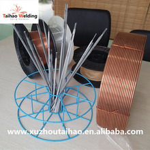 welding wire copper coated welding wire er70s-6/CO2 welding wire/Mig solder wire(Skype/wechat:taihao-vivian)