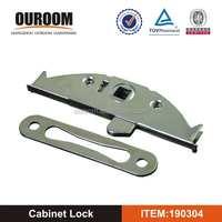 China Made Professional Certificated Metal Cabinet Handle Lock