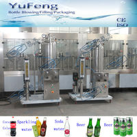 Automatic CO2 mixer / carbonated drink mixer / soft drink mixing machine