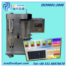 lab scale mini spray dryer machine