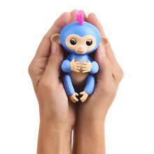 Fingerlings Toys Interactive Baby Monkeys Smart Fingers Lings Smart Toy Best Christmas Gifts Toys For Kids