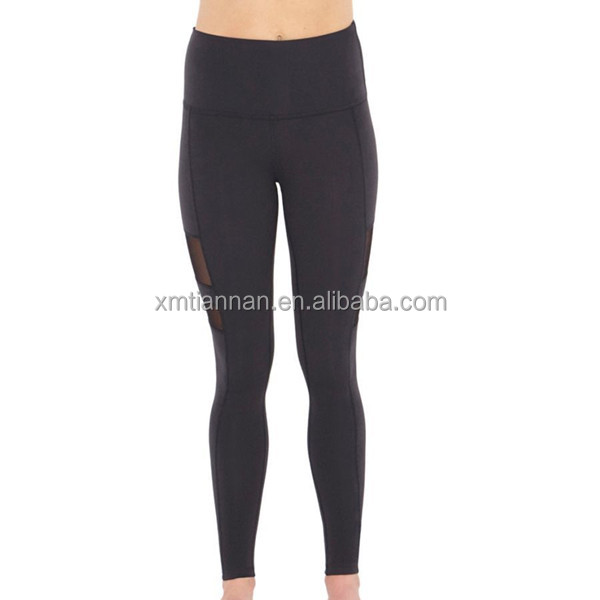 4-way stretch Quick-drying women High waist yoga pants