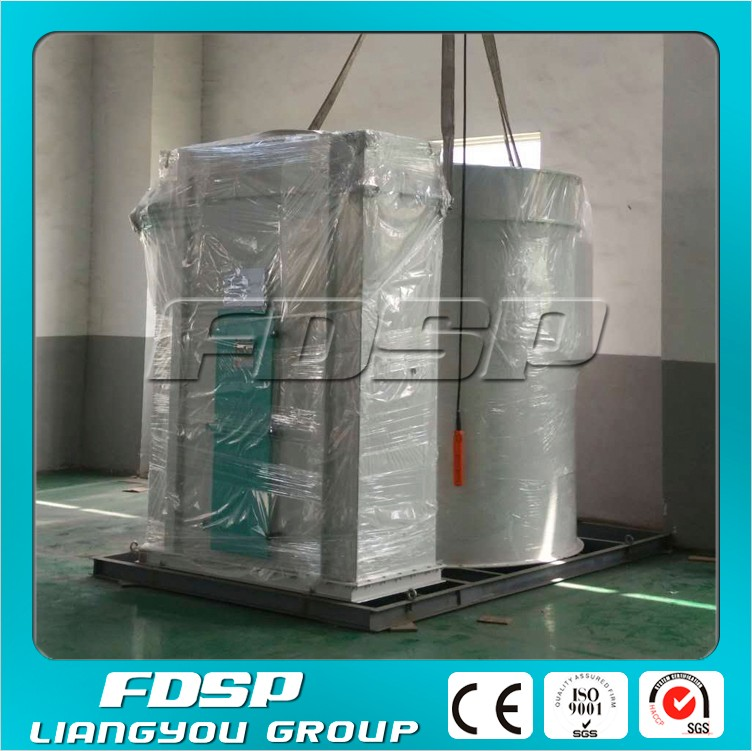 High Efficiency Square Pulse Filter Dust Collector for Feed Mill Plant