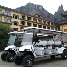 Electric Power 8 seater off road chinese electric car Golf Carts