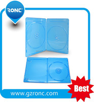 Wholesales dvd cases/dvd box set packaging 7mm/5mm/9mm/14mm