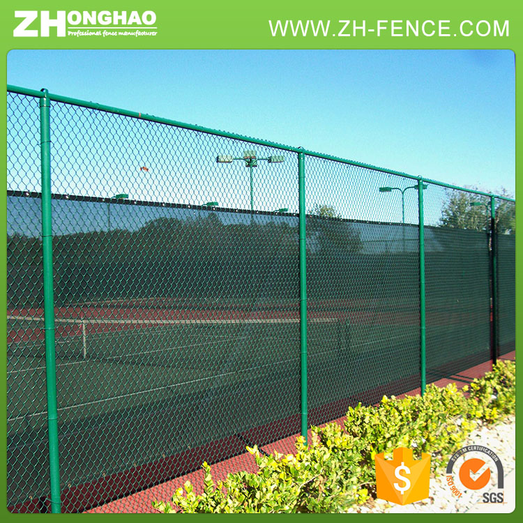 Galvanized Wire Cyclone Chain Link Fence
