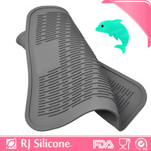 RJSILICONE Leaking pad the original drying mat silicone dish drying mat uk