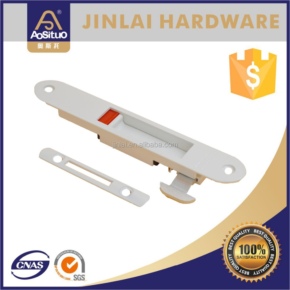 high quality and practical aluminum accessories sliding window lock